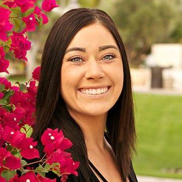 Employee, Brittnie, at Arizona Biltmore Dentistry